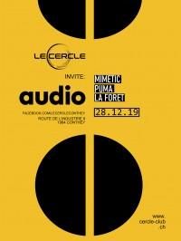 Le Cercle invite l'audio