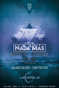Nada Mas Techno-Tech & Groove House