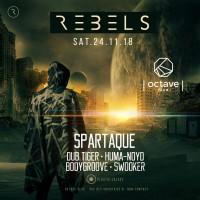Rebels - Spartaque (UKR)