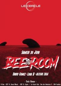 BEE ROOM // David gomez, Luka B, Alessio Zola