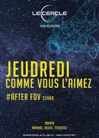 Jeudredi - Comme vous l'aimez #after FDV