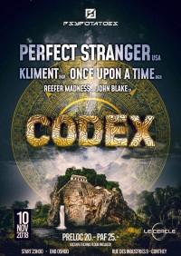 Psypotatoes - CODEX - Perfect Stranger & Kliment