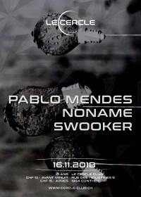 Le Cercle - Pablo Mendes NoName