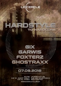 Le Cercle - Hardstyle To Hardcore