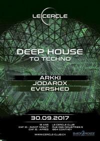 Le Cercle - Deep House To Techno