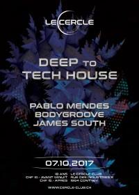 Le Cercle - Deep to Tech House