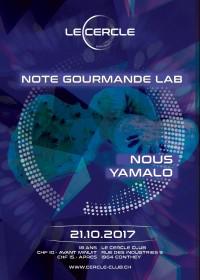 Le Cercle - Note Gourmande Lab