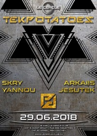Tekpotatoes - Skry, Arkaiis, Yannøu, Jesutek