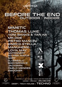 Before The End Festival - Deep To Techno