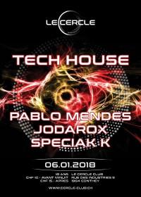 Le Cercle - Tech House