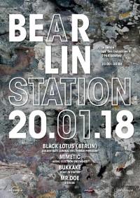 Bear'lin Station 7.0 - Black Lotus, Mimetic & more