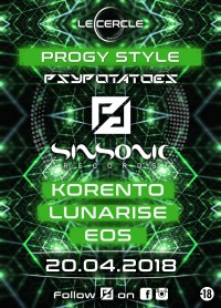 Psypotatoes - Progy Style with Korento & Lunarise