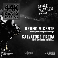 44K Beats Session w/ Bruno Vicente & Salvatore Freda