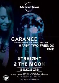Le Cercle Straight 2 The Moon - Garance