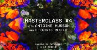Masterclass w/ Electric Rescue