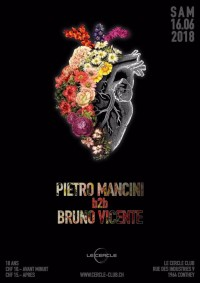 Pietro Mancini b2b Bruno Vicente