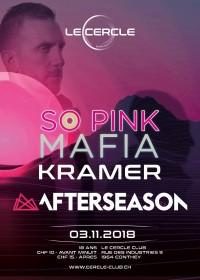 Le Cercle & So Pink Mafia invitent Afterseason